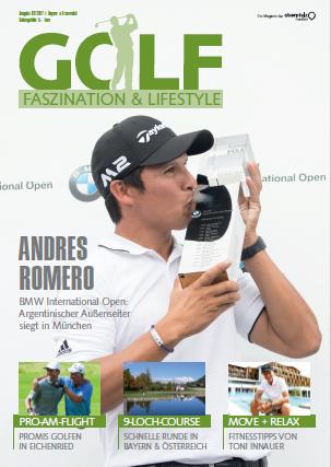Golf Faszination  & Lifestyle - Ausgabe  02/2017