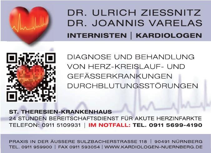 Dr. Ulrich Ziessnitz, Dr. Joannis Varelas