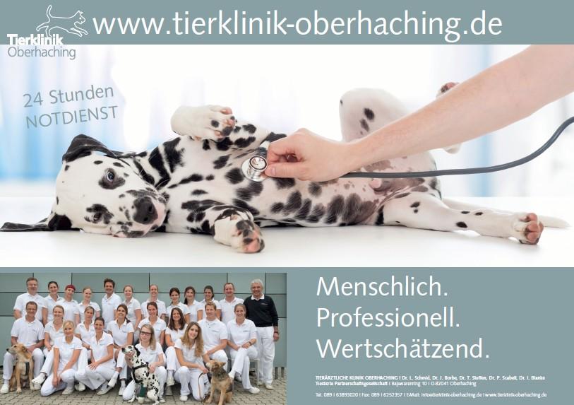 Tierärztliche Klinik Oberhaching