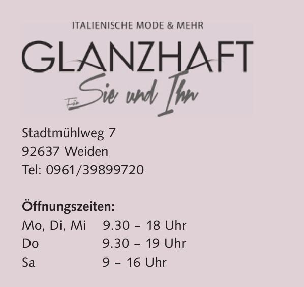 Glanzhaft - ITALIENISCHE MODE & MEHR