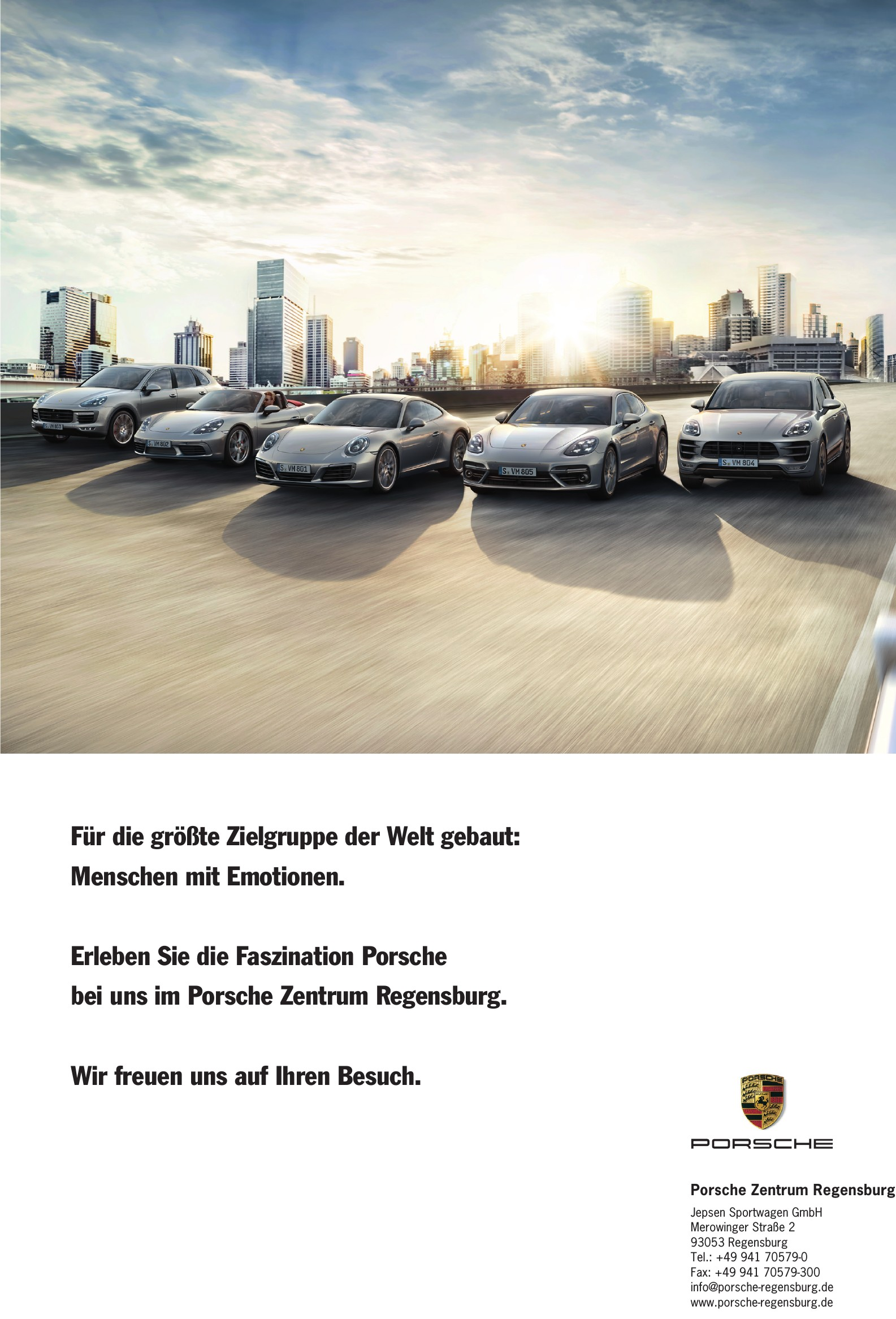 Porsche Zentrum Regensburg