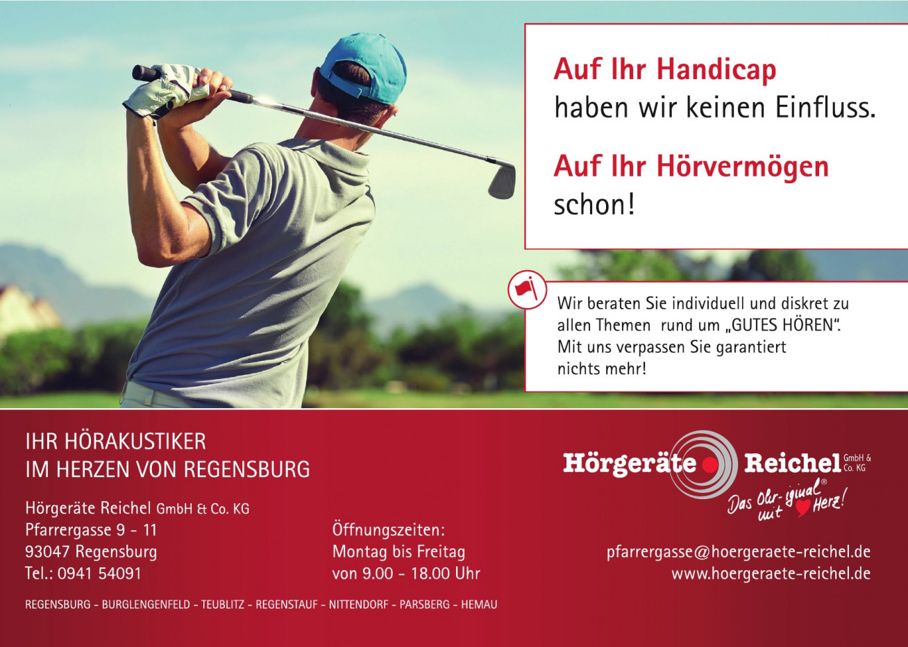 Hörgeräte Reichel GmbH & Co KG