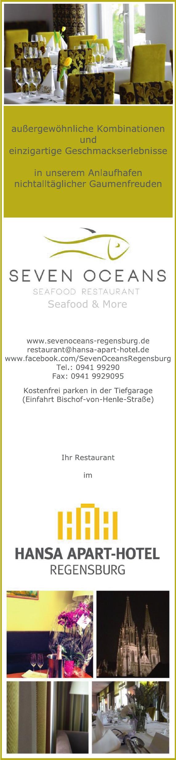 Seven Oceans Seafood Restaurant